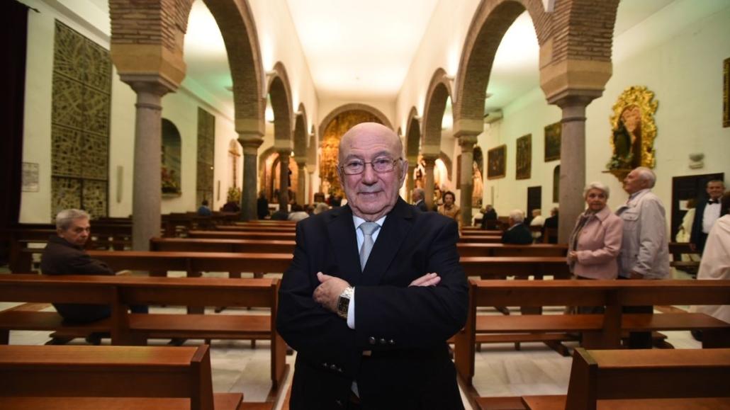Luis Bedmar Encinas. Foto: ABC Córdoba